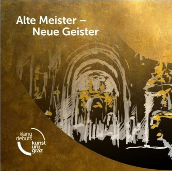 Alte Meister - Neue Geister Berio Chemins VII - CD collaboration with KUG-SAX-SIPPIA