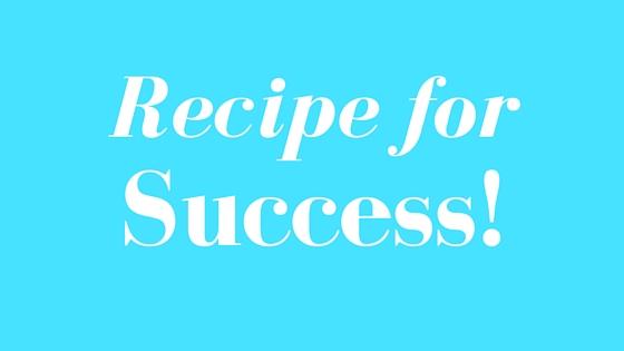 recipe for private practice success