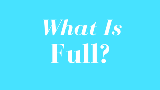 What is full in private practice?