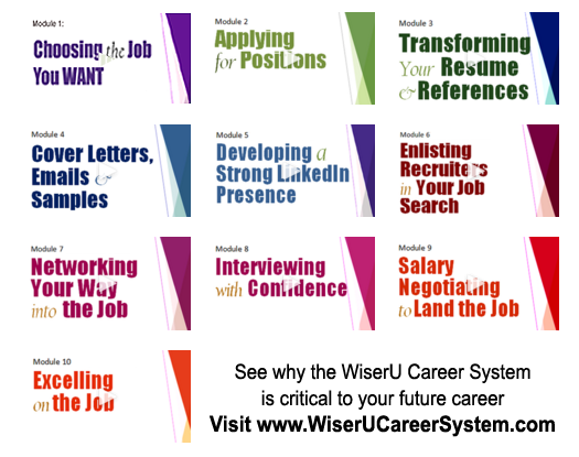 WiserU Career System