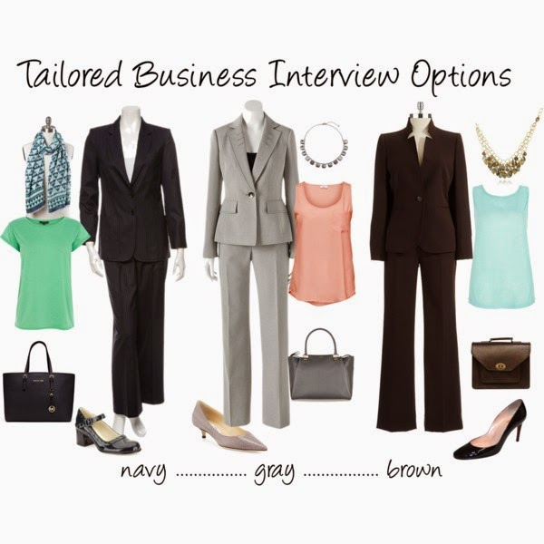 457cd214c The right clothes to wear on job interviews for men and women — WiserU