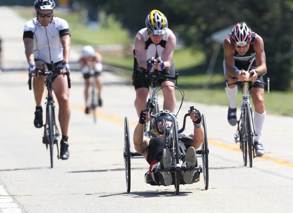 180 km bike