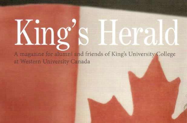 King's Herald - Spring 2017
