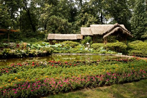 Le jardin de l'Humble administrateur