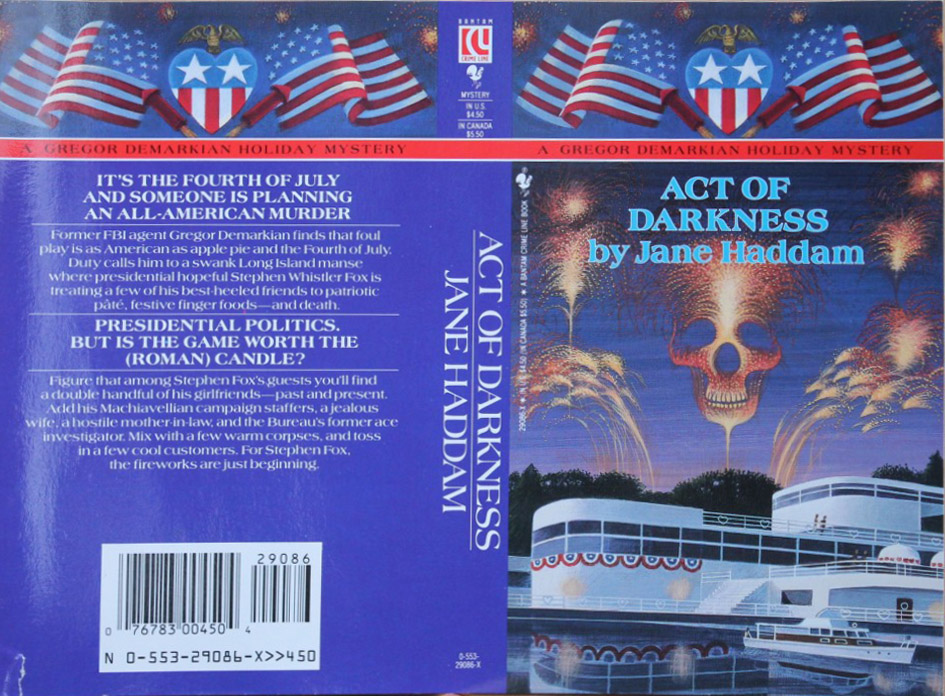 Act of Darkness Cover
