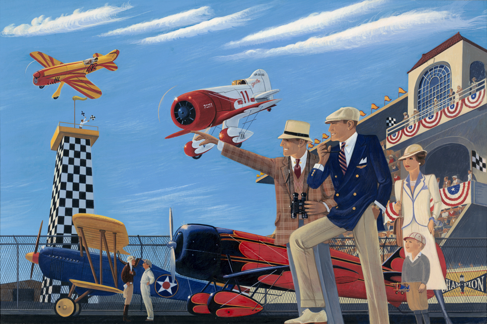 Tompkins Air Race