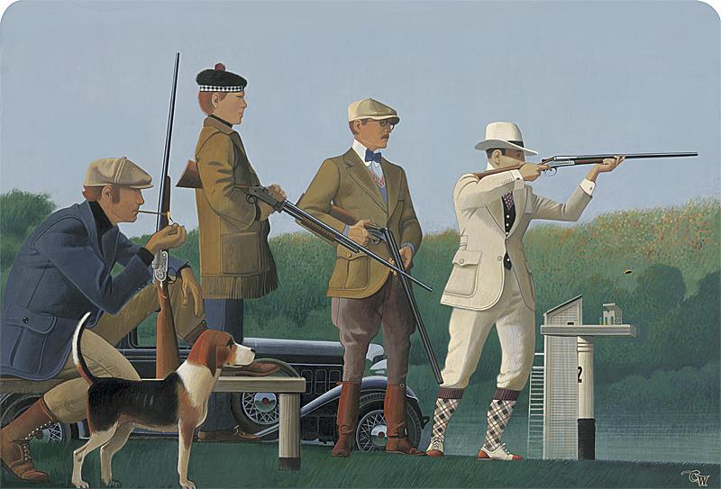 Skeet Shooters
