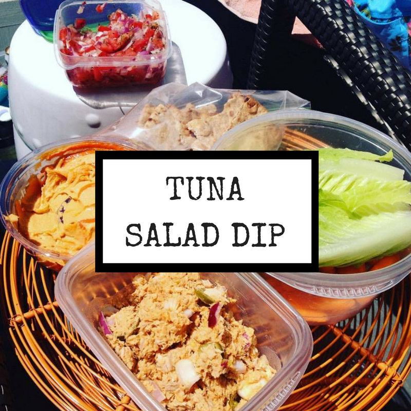 Copy of Tuna Salad Dip