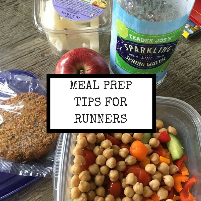 Meal Prep Tips For Runners