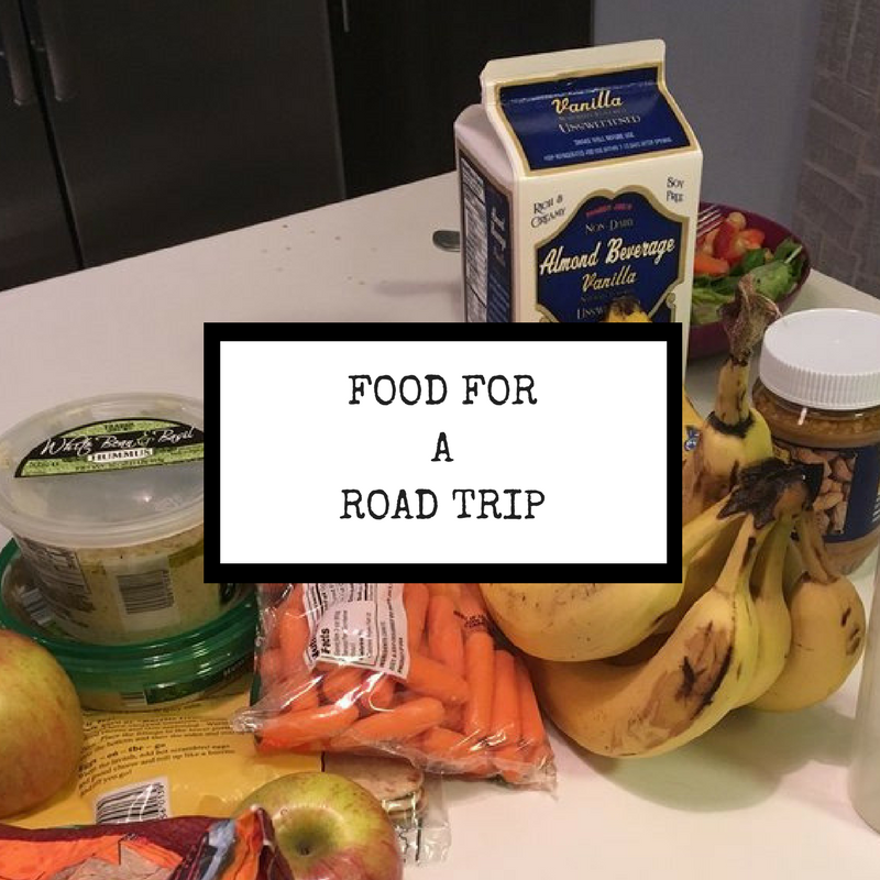 Copy of Food for a Road Trip