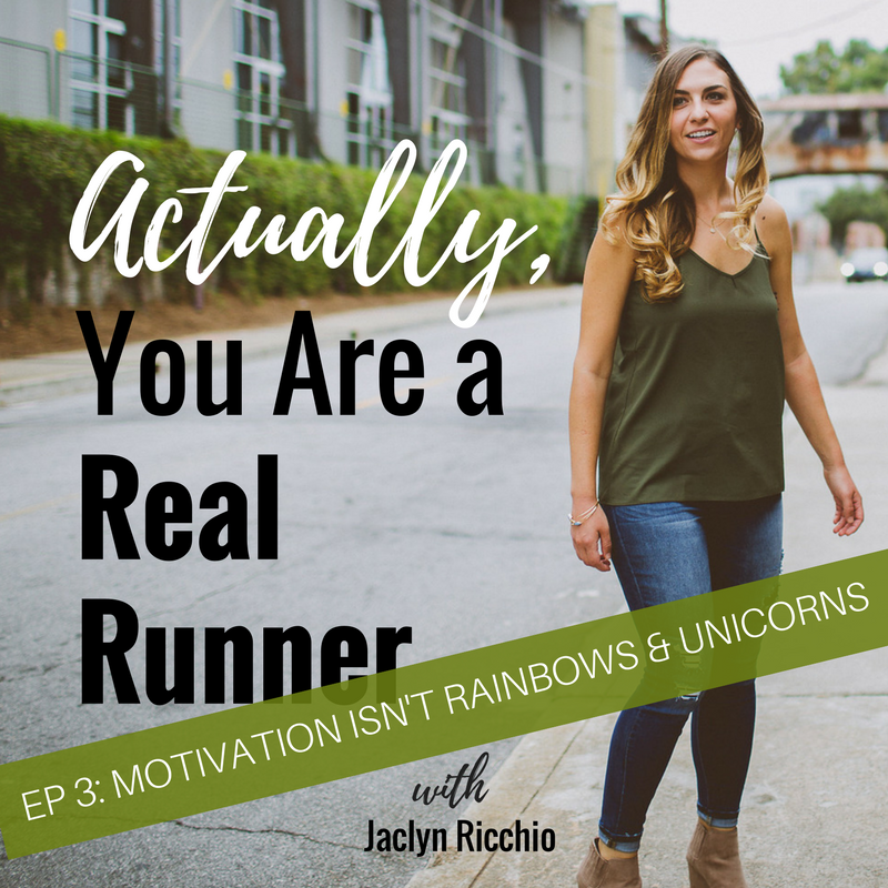 Ep 3: Motivation Isn't Rainbows & Unicorns -