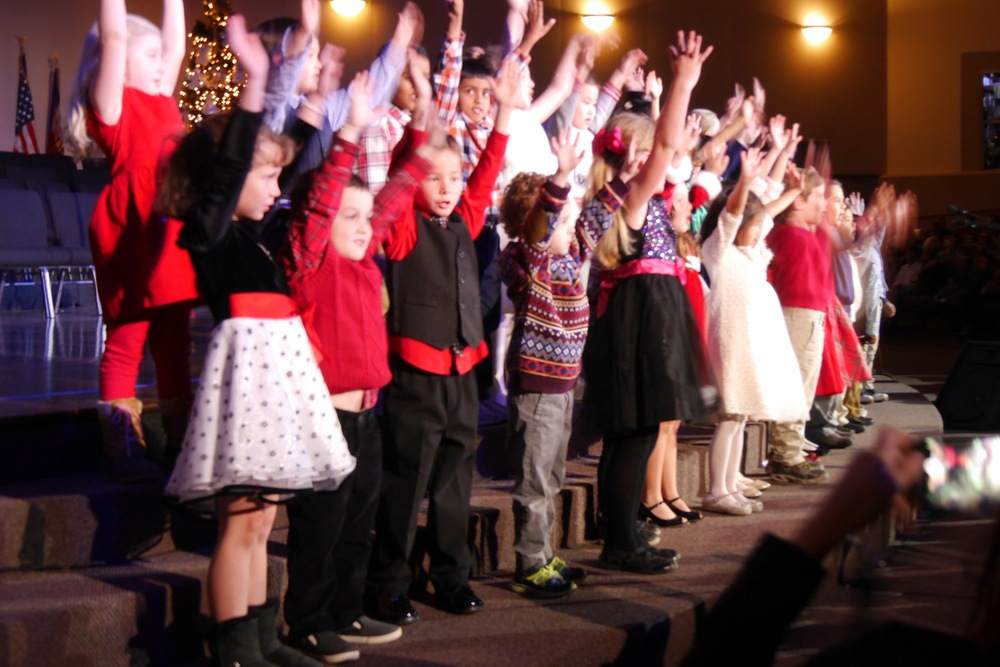 Oakridge Christmas Recital