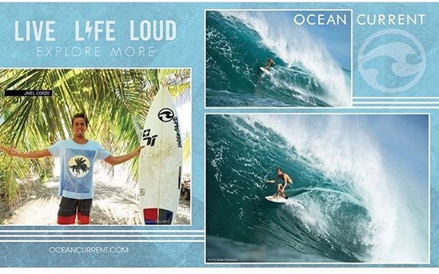 New Ad in @surfer_magazine pick on up and go follow @jimelcorzo on the @bigwavestour . . . . . . #bigwavesurfing #bigwavesurfing #surf #surfer #clothes #clothingbrand #surfing #surfinglife #clothingline #bigwaves #sport #justsurf @joe2kamari @astrneme @turtleislanddesign
