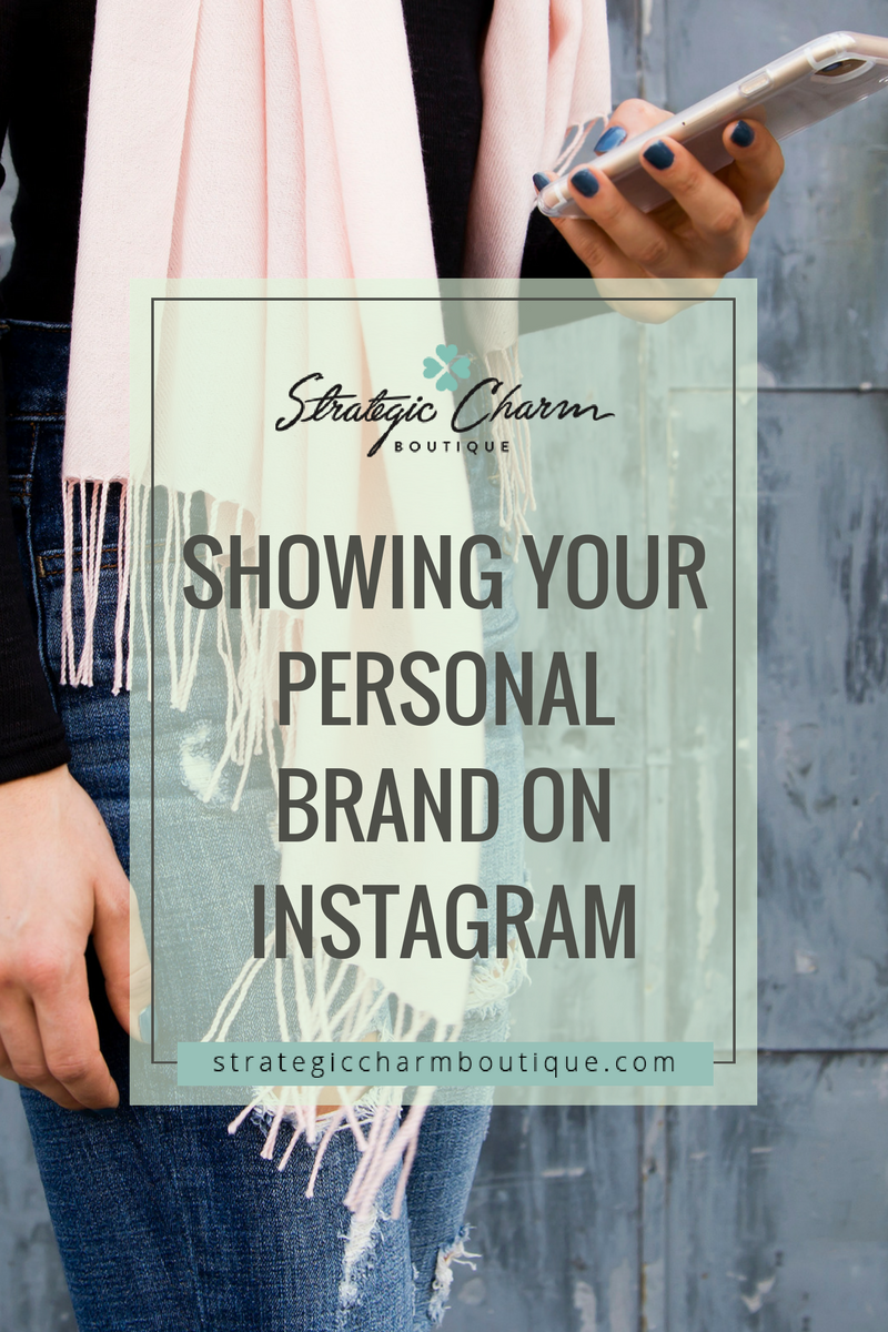 Personal Brand on Instagram