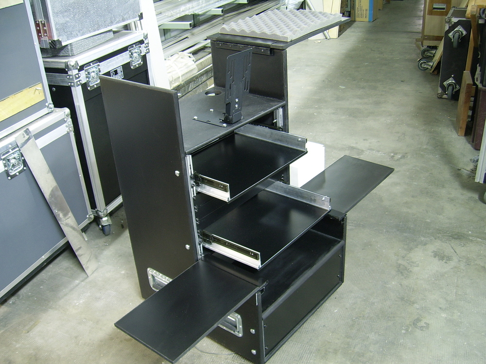 Rack Deplegable