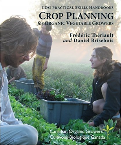 Crop Planning for Organic Vegetable Growers - There aren't many resources available (yet) specifically for flower farmers, but many of the planning sheets and organization methods in this book are easy to adjust and invaluable. While it did take quite a bit of time to set up in year one, this book helped me get organized with detailed spreadsheets in place from the start. Now I simply make small adjustments each year and I'm ready to go. This book provides an excellent framework. Organization is so important for farming!!!