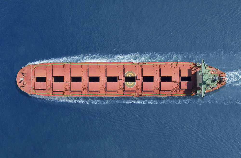 Shipping Aerial