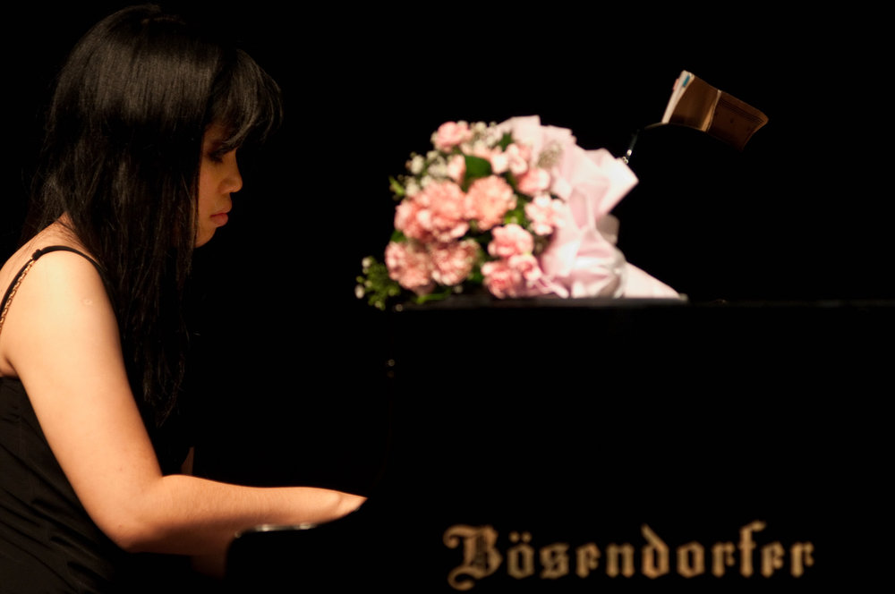 Piano Recital 2009 -
