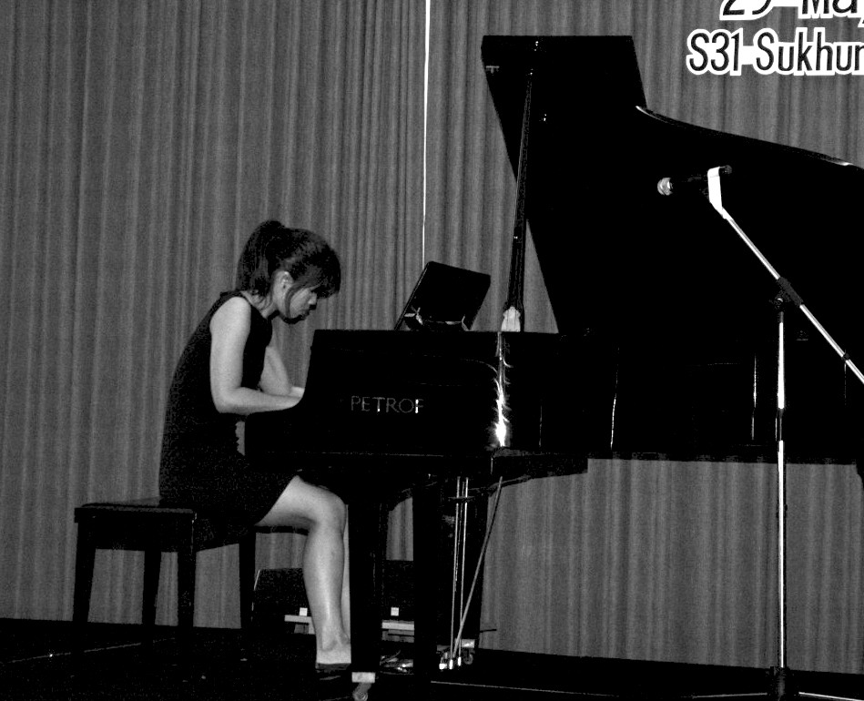 Piano Recital 2011 -