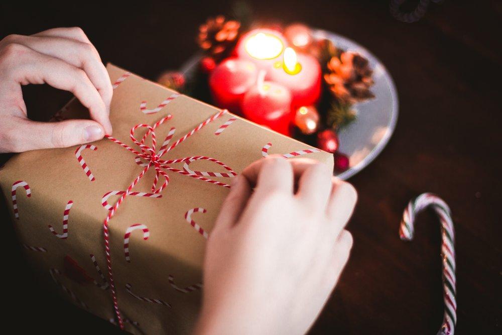 Make Christmas gifts! -