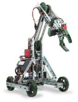 Program a VEX robot! -