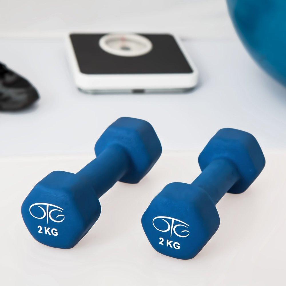 Improve overall fitness! -