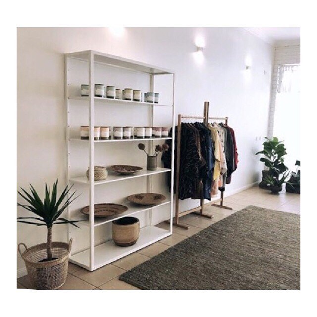 A prominent feature at our Byron Bay stockist, @apanacentre . . . These woman are nutritionists & specialise in gut health. If you are in the Byron area, this beautiful clinic & high quality services are worth a visit xx . . #naturopath #byronbaytea #byronbay #naturopathfitzroy #herbalmedicine