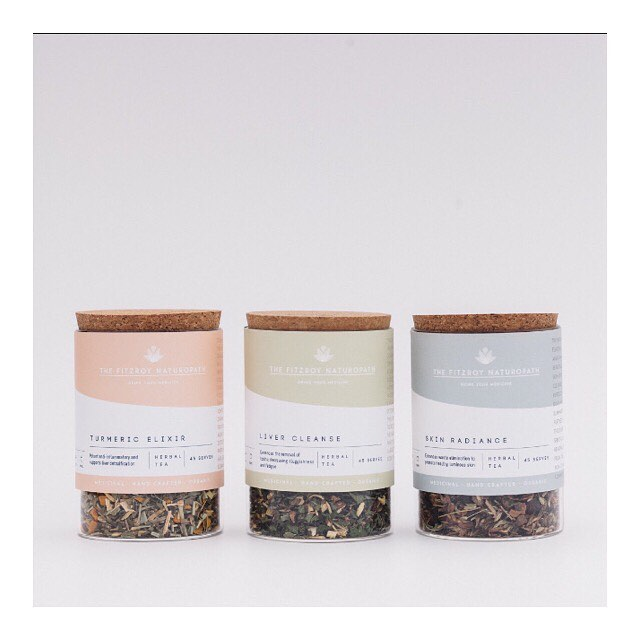 GIVEAWAY TIME! . . . I want you to experience our 3 major cleansing blends. Covering every detoxification pathway of the body. They taste sublime too x . . All you have to do is tag 2 friends (who need to then follow our page) & you're in the draw for winning! . . The Turmeric Elixir, Skin Radiance & Liver Cleanse! . . #detoxyourbody #cleansewithtea #naturopath #madeinfitzroy