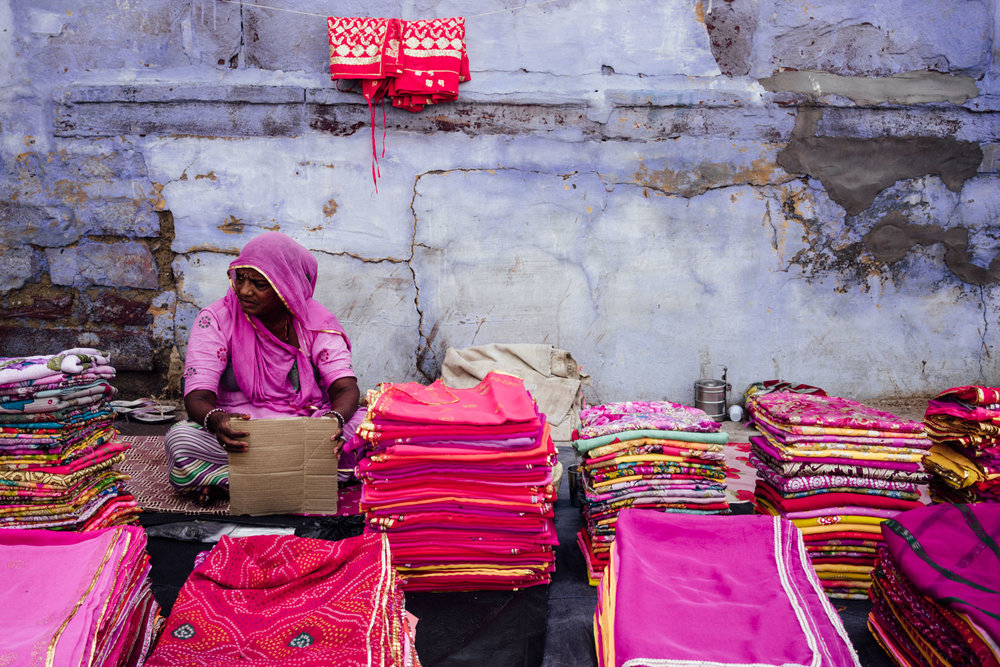 Did we mention that India is colorful?