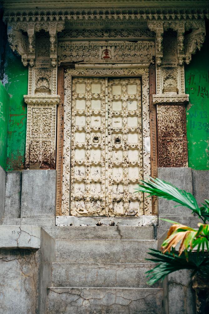 The lovely details of Jodhpur.