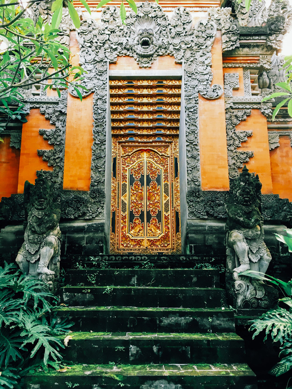 No shortage of temples to visit in Ubud.