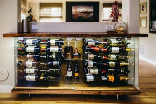 Wine Cellar Racking Storage
