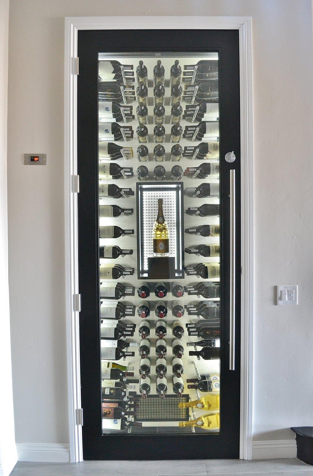 Wine Cellar Wine Cellar Contemporary Wine Cellar Racking San Diego
