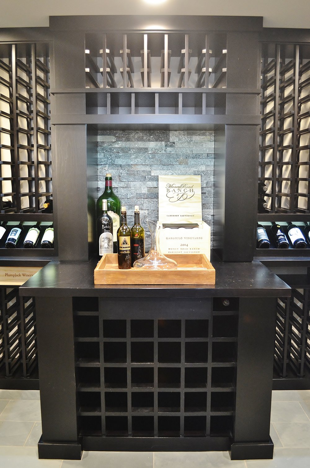 Wine Cellar Racking San Diego