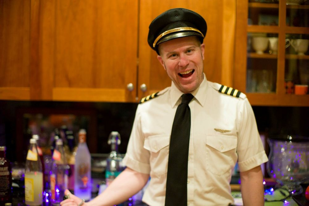 What, I'm a Pilot