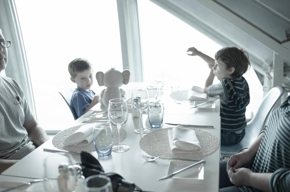Spaceship Lunch