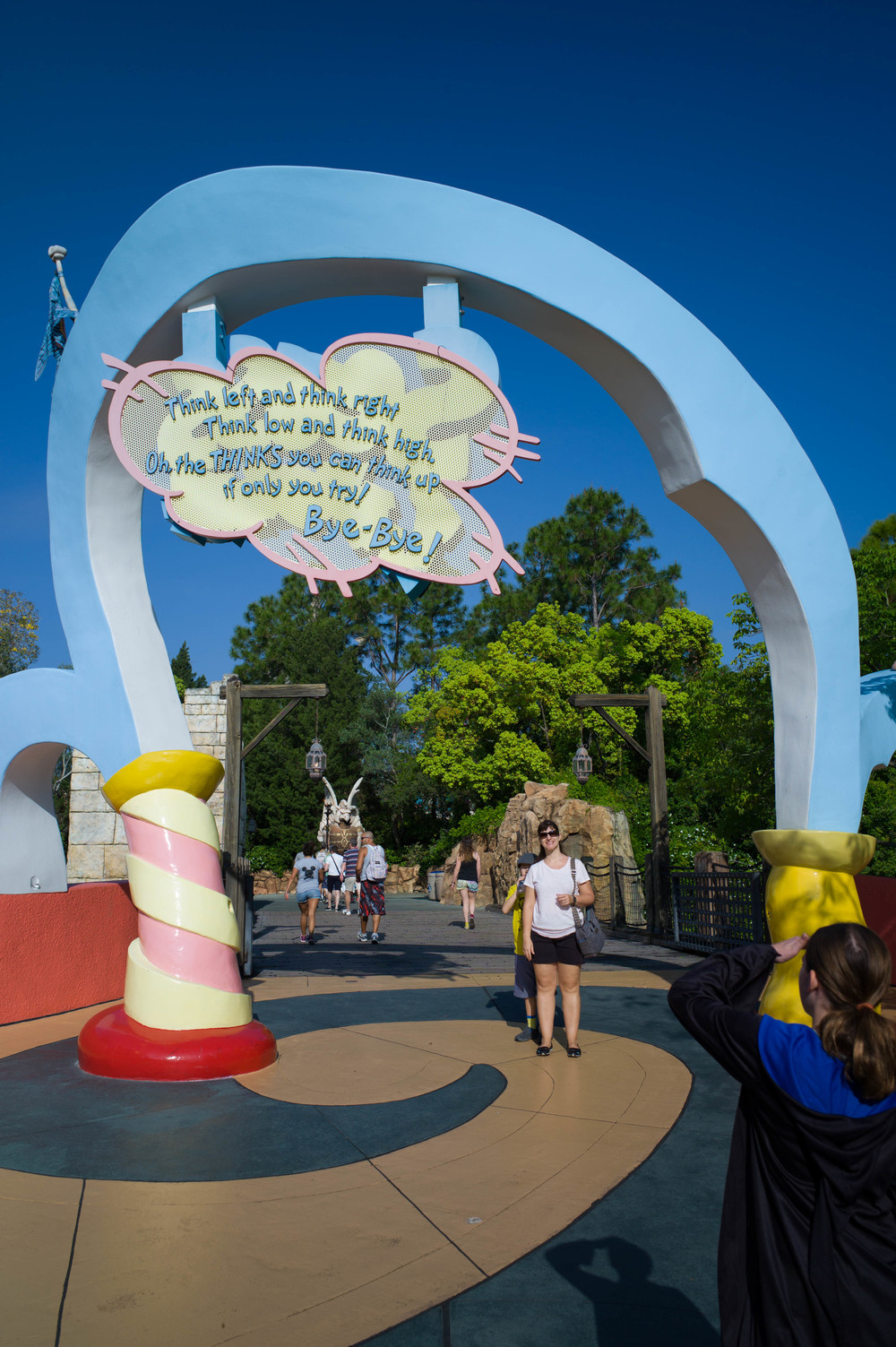 Dr. Seuss Land