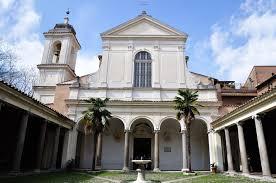 Basilica di San Clemente cloister