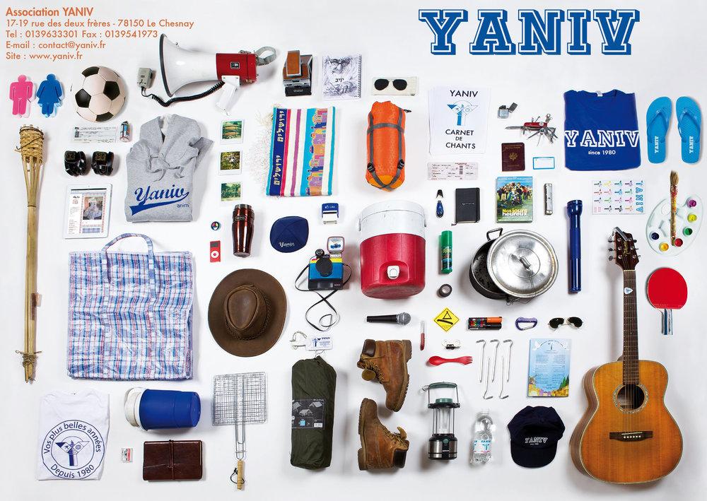 Entrez dansLe Sac Tati. - Retrouvez l'actualité et les archives de YANIV,depuis 1980.