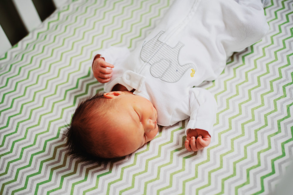 Arlington Heights Newborn Session