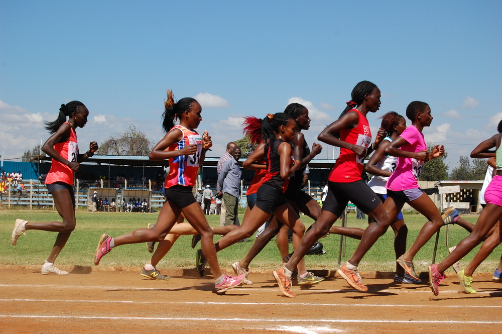 10,000 Meter Women's SIde Shot.JPG