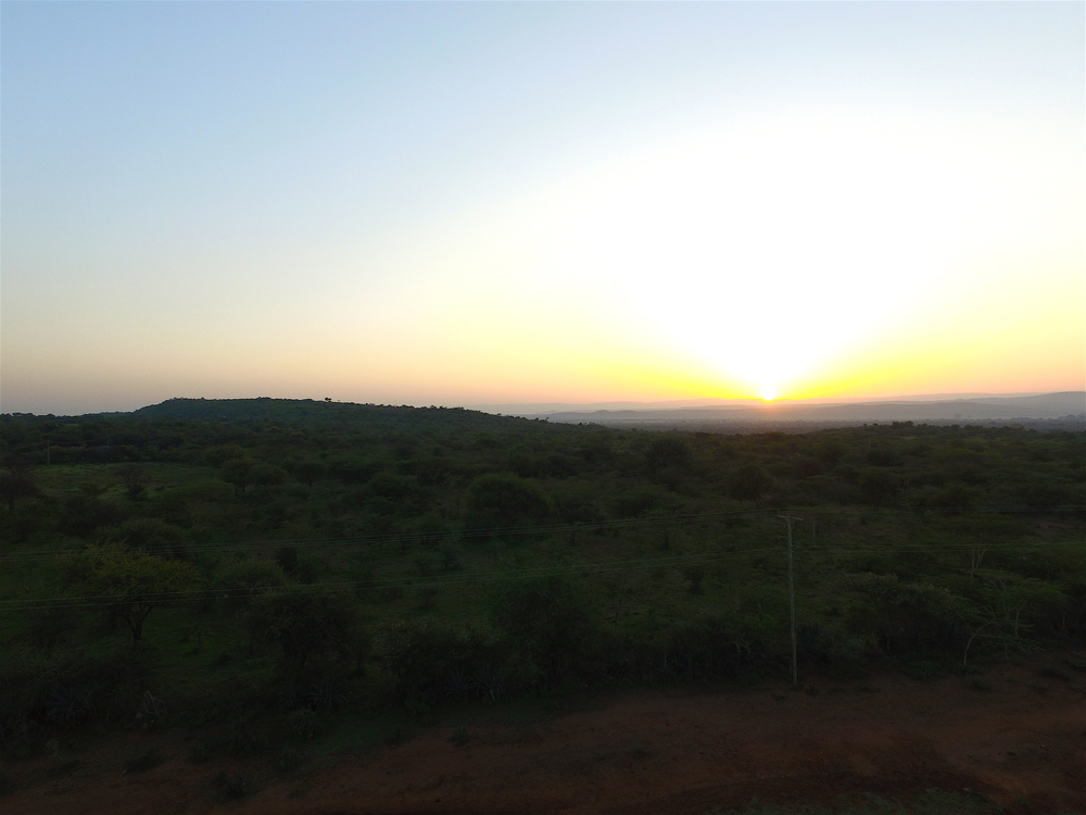 Sunrise over Baringo...
