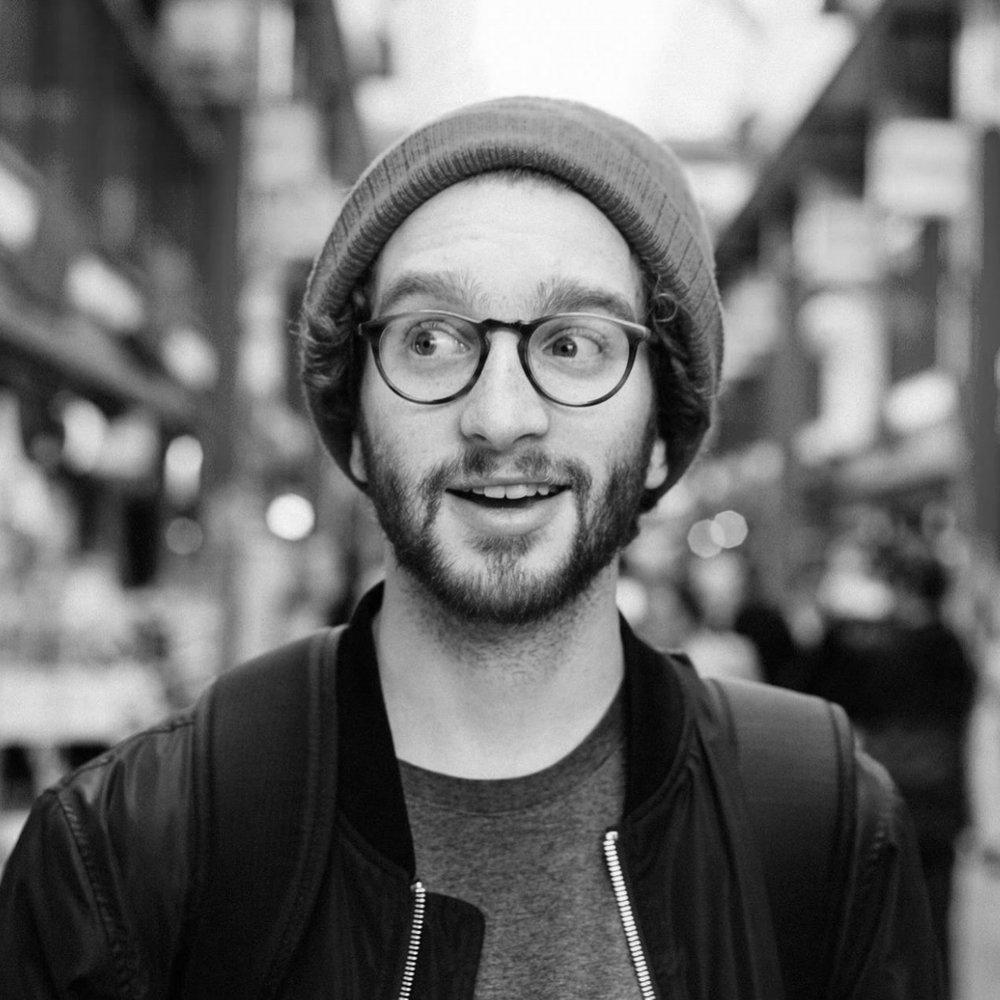 Max Friedman (Kean Alumnus)    Art Director Droga5    droga5.com