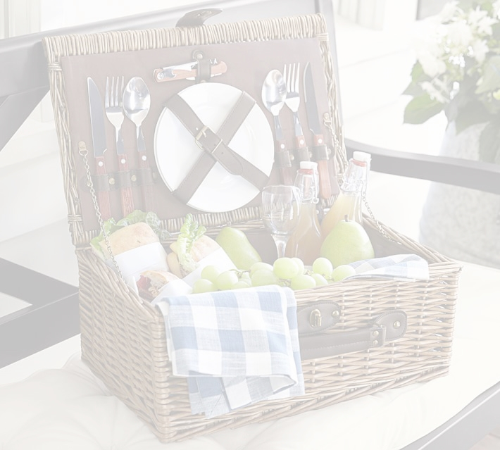 Afternoon: Picnic Basket for Two