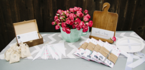 Kitchen Bridal Shower Theme_A Recipe for Love_Party Box Contents