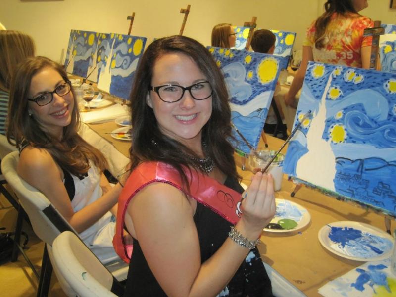 Paint Party_Bachelorette Party
