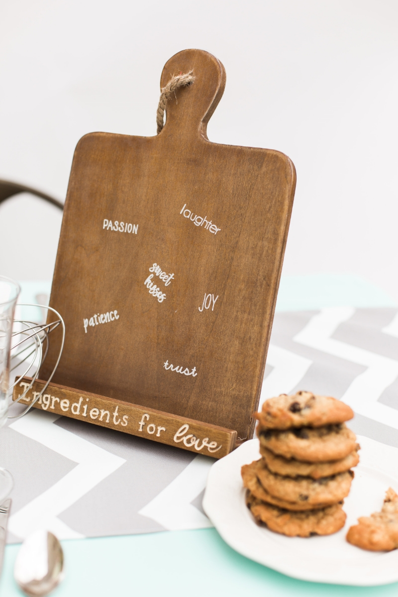 Cutting Board Guest Book