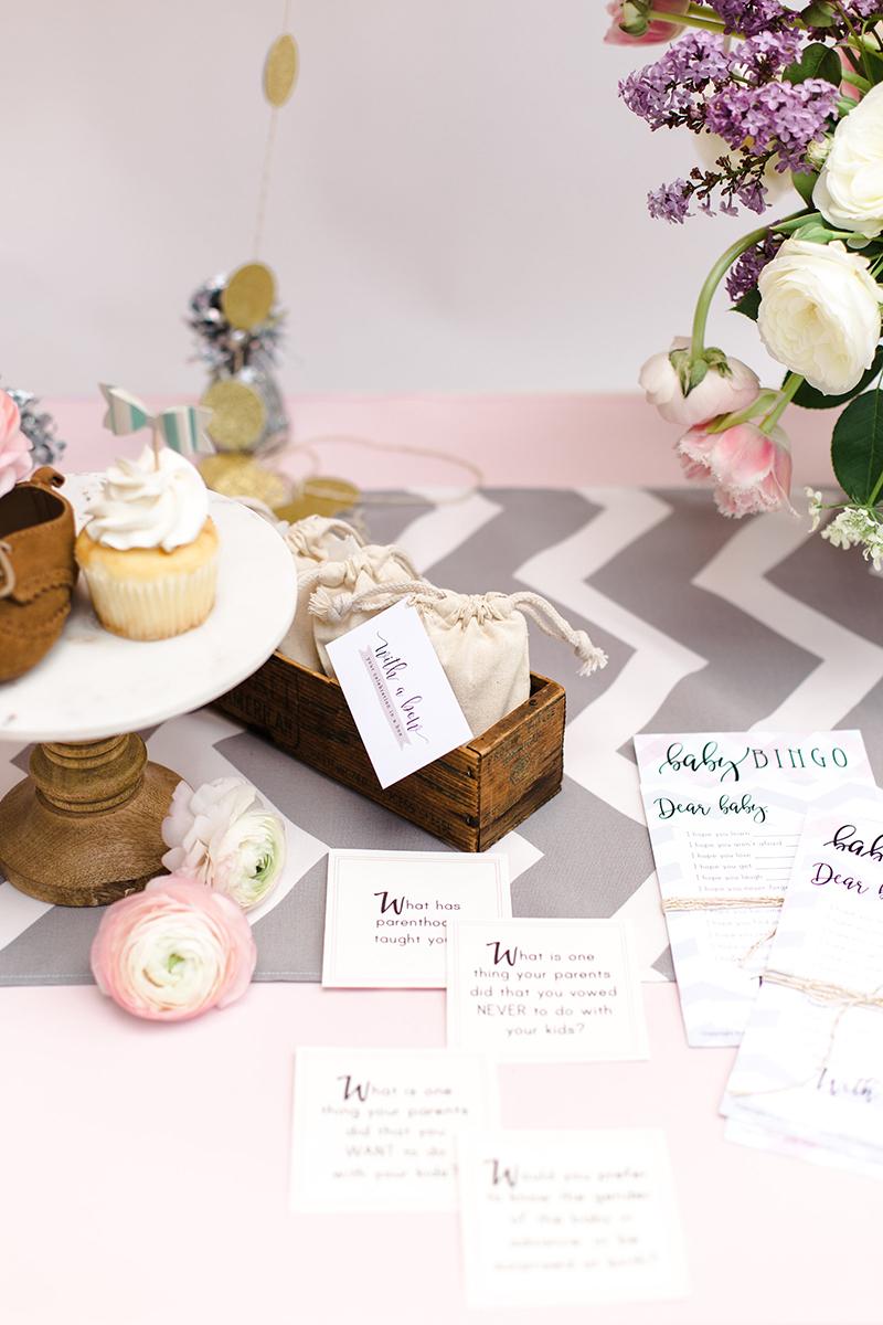 Baby Themed Table Topics