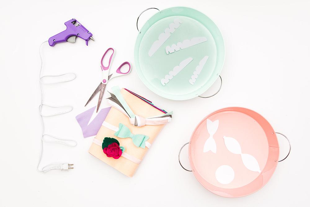 B is for Bow Headband Decorating Kits