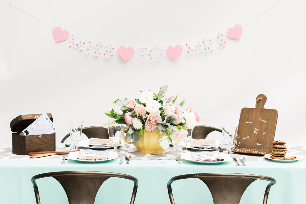 A Recipe for Love Bridal Shower